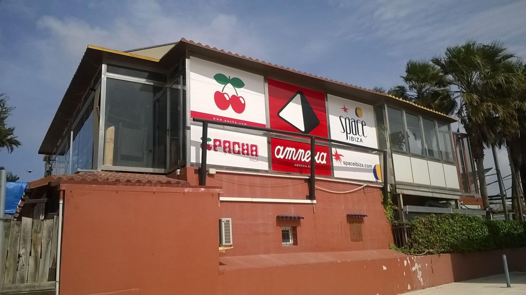 Ibiza kluby