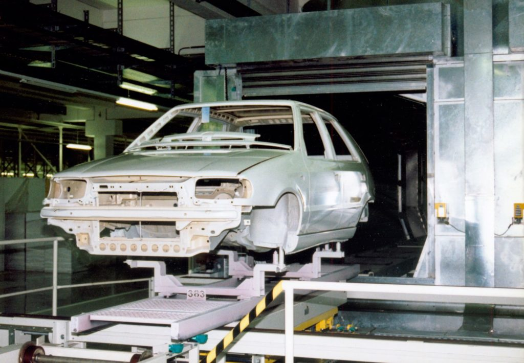 skoda-felicia-production