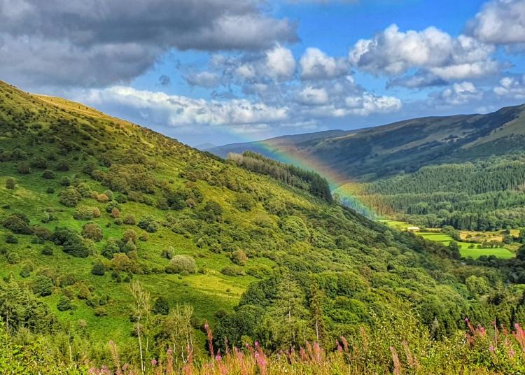 Prohlédněte si galerii národního parku Walesu