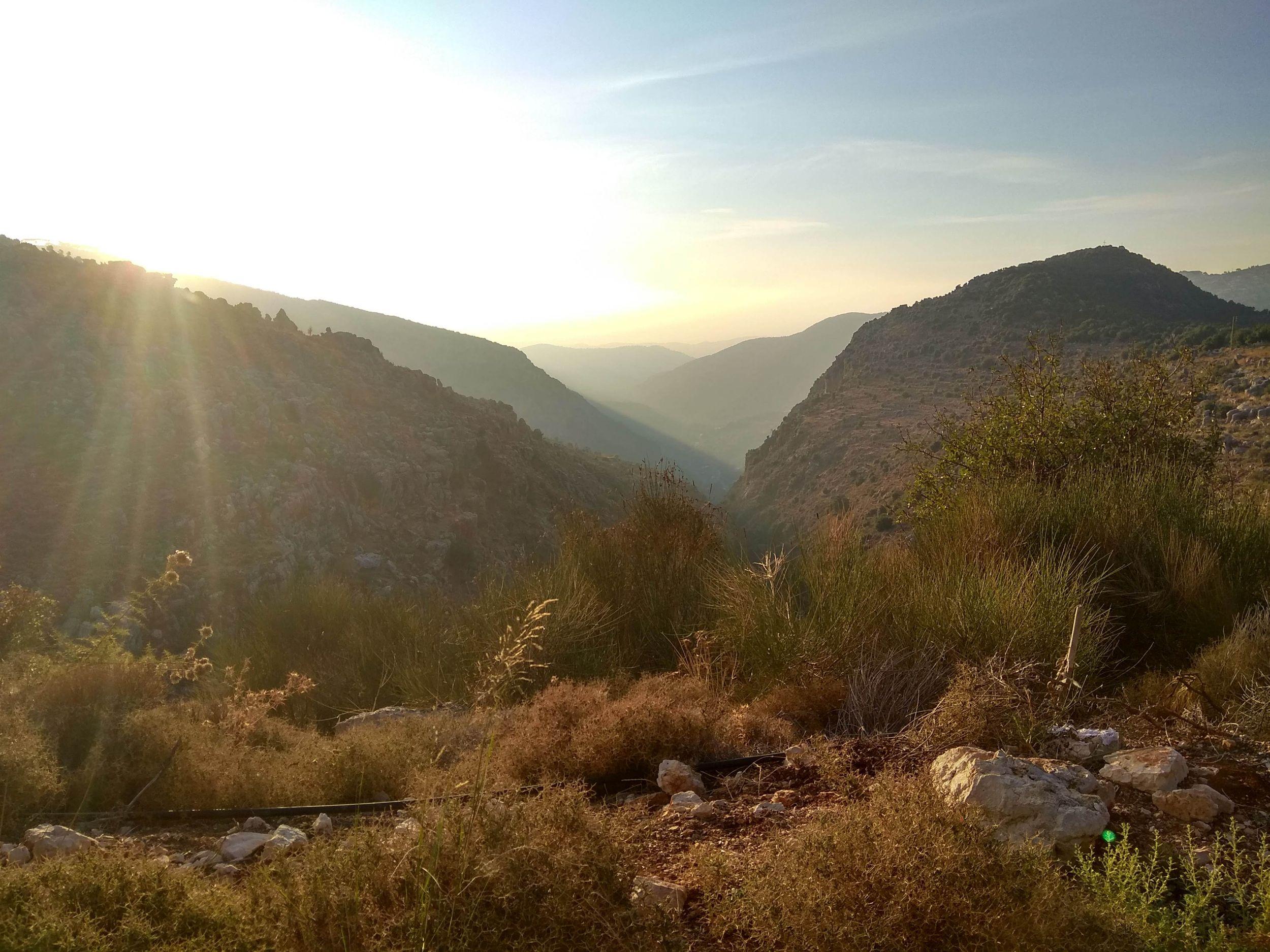 Krajina Libanonu-Aneta Viktorová