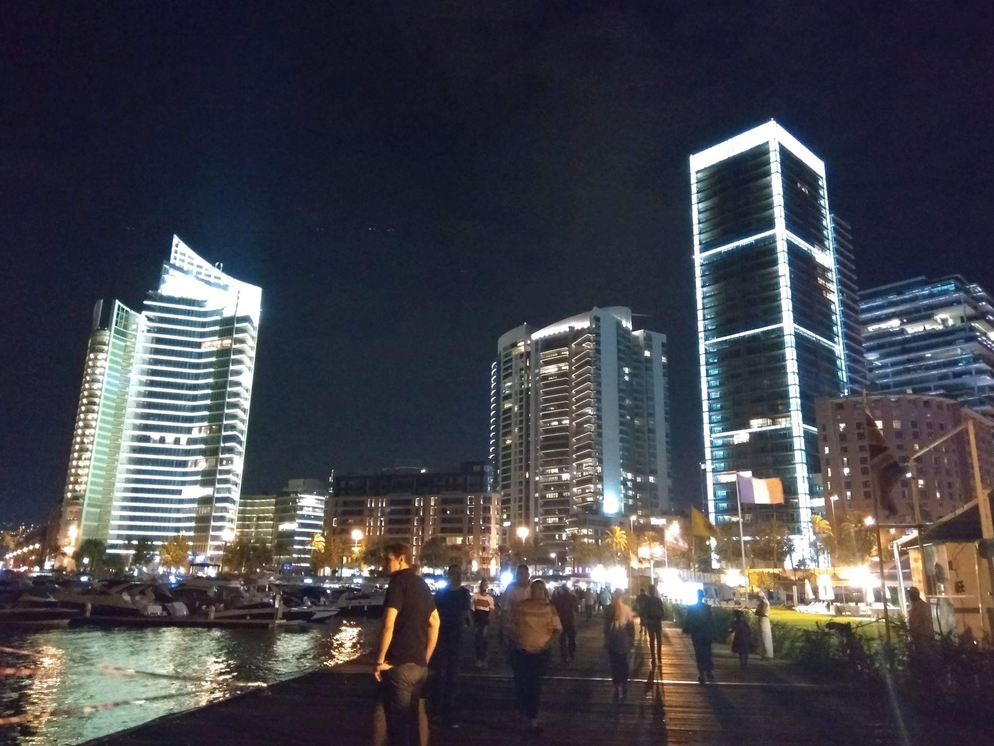 Bejrút, přístav