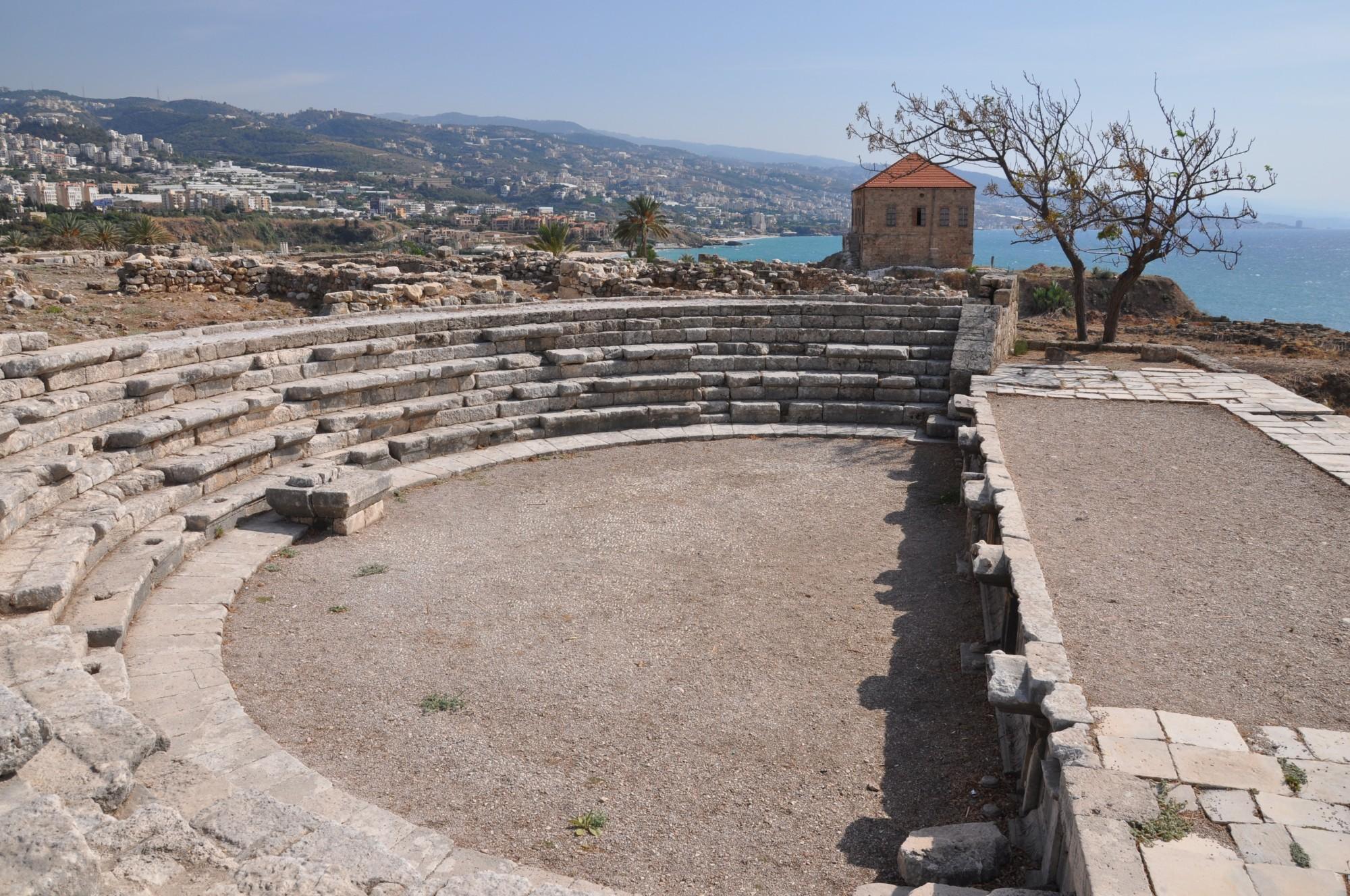 Amfiteatr-Byblos