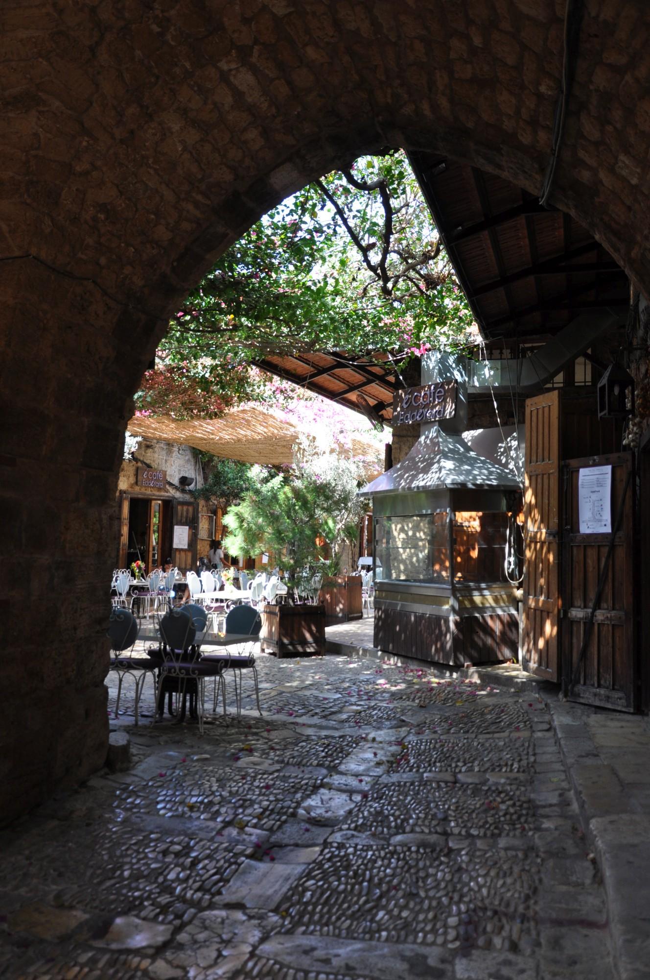 Byblos-restaurace