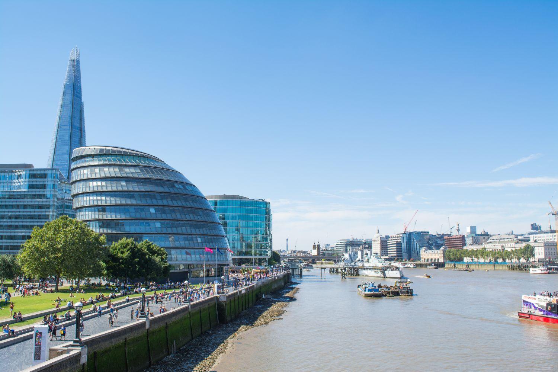 Kanceláře starosty Londýna